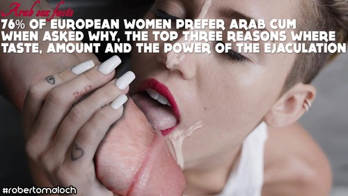 white pussy for arabs