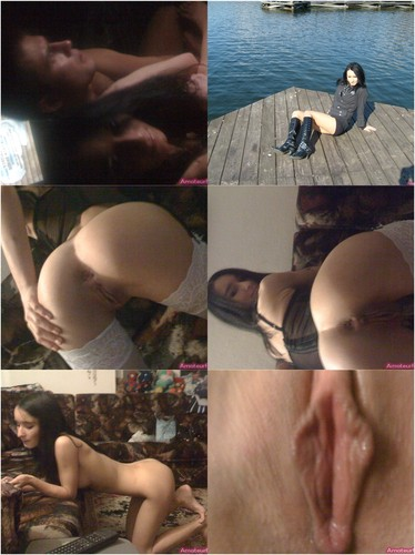 Brunette German Babe Shares Hot Naked And Sex Pics
