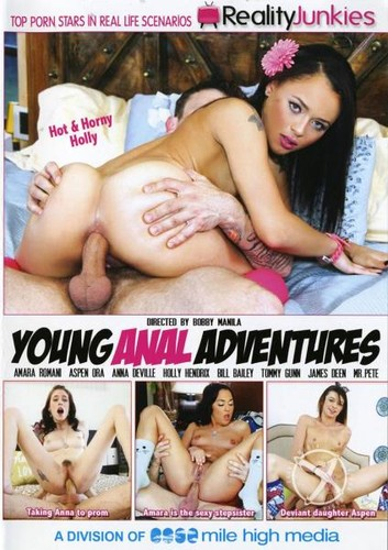 Young Anal Adventures (2016/DVDRip)