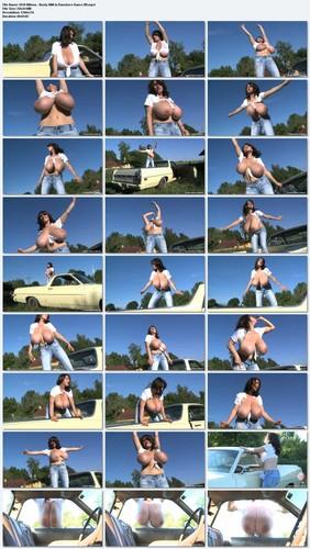 Milena   Busty Milf in Ranchero Dance HD