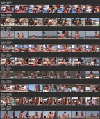 Nude at the Beach Topless Girls Filmed Voyeur (NudeBeach sb15050-15058)