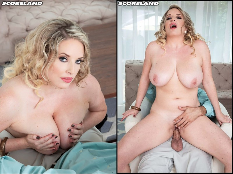 Maggie Green – The Green Party Busty Blonde FullHD 1080p