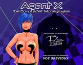 Studio-Pirrate - Agent X 2016