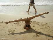 Julietta and Magdalena Beach Fun q511ejuypg.jpg