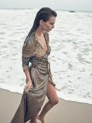 American model and actress Emily Ratajkowski for C Magazine
