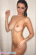 Sammy Braddy - Having A Shower