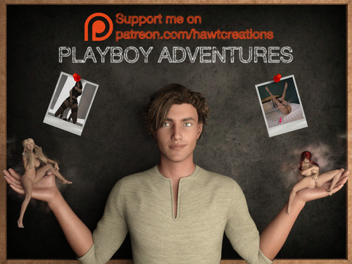 Playboy Adventures - Version 0.2b [Update]